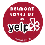 Belmont Love Us On Yelp