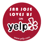 San Jose Love Us On Yelp